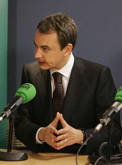 """Zapatero: """"La muerte de De Juana habría alimentado los peores instintos de los jóvenes radicales"""""""