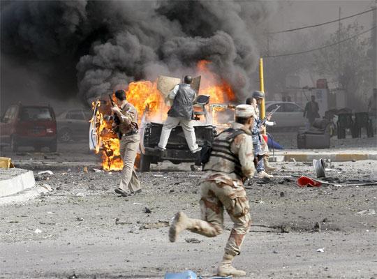 ¿Guerra civil en Irak?
