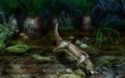 Un animal extinto da algunas claves sobre la evolución de los mamíferos