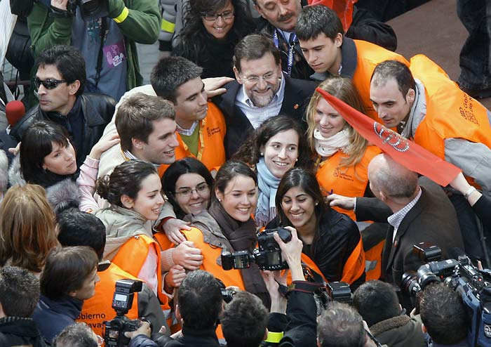 Mariano Rajoy en Navarra