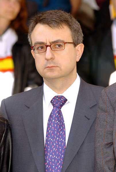 El juez Del Olmo