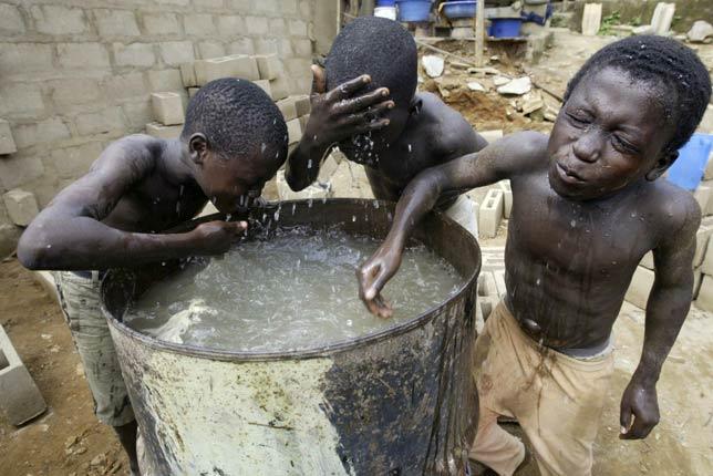 El problema del agua