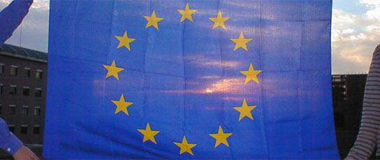 Bandera Uni�n Europea