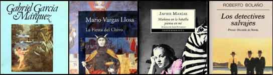 Canon 100 libros en castellano