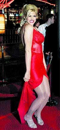 Anna Nicole Smith murió de sobredosis