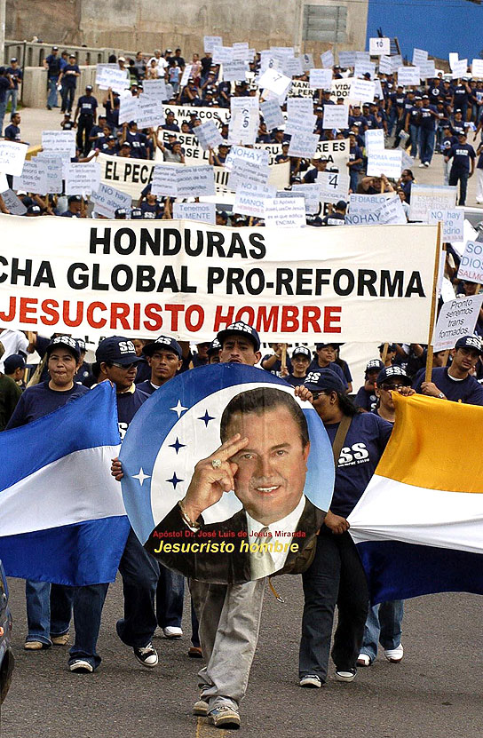"SECTA RELIGIOSA ""CRECIENDO EN GRACIA"""