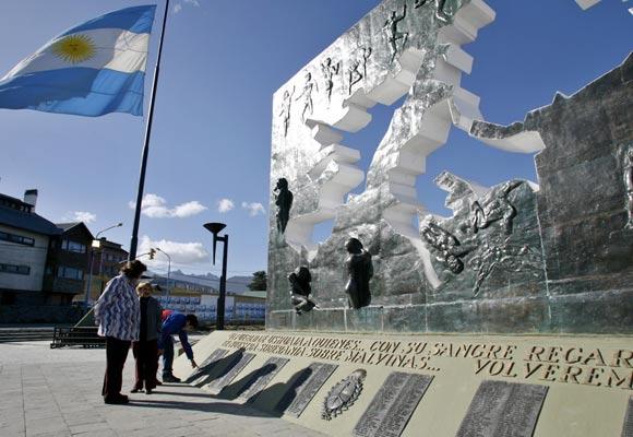 guerra de Malvinas en fotos