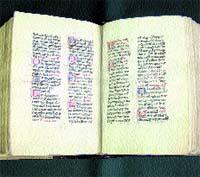 Letras con ecos de otro siglo