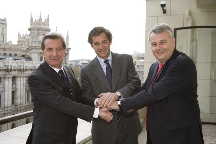 Acuerdo Acciona, Enel y E.ON.