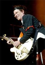 Keith Richards, en una foto de arhivo