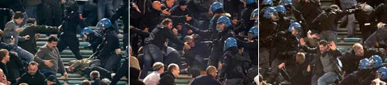 Incidentes Roma