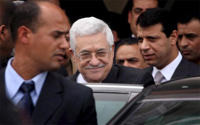 Mahmoud Abás
