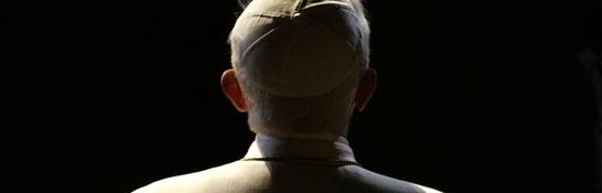 El Papa asiste a un acto pascual