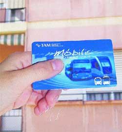Pagaremos taxi, metro y bus con una misma tarjeta