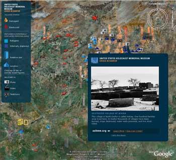 Genocidio Darfur