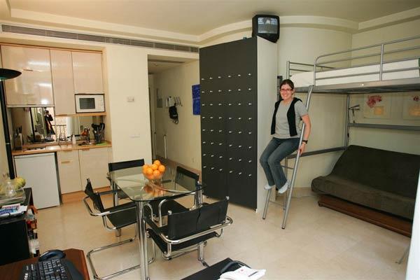 El ministerio de vivienda prepara nuevos minipisos for Pisos de 30 metros cuadrados ikea