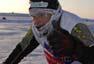 Miguel Caselles en el Polo Norte