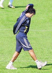 Raúl no asegura su continuidad en el Madrid