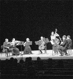 Una pequeña orquesta