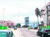 Proyectan otro edificio de gran altura para viviendas en Poniente