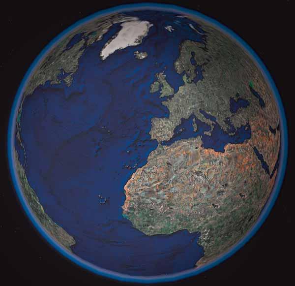 Día Mundial del Planeta Tierra