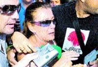 Gª Marcos, sobre Yagüe: «Como una puta cabra»