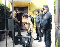 Un nuevo golpe al blanqueo en Marbella deja 19 arrestos