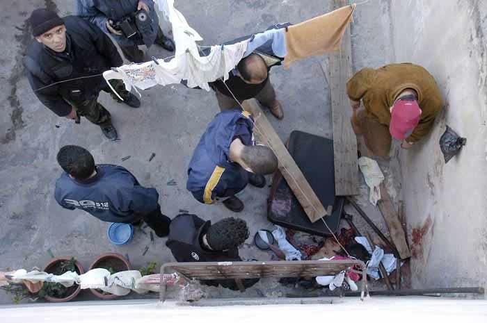 Explosión suicida en Casablanca