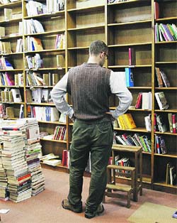 c�mo ordenar bien la biblioteca