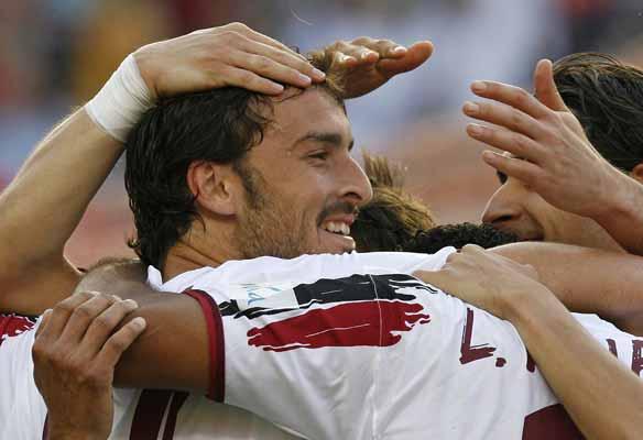 Antonio Puerta, del Sevilla FC