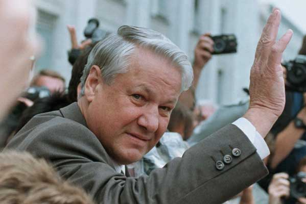 Boris Yeltsin (Reuters)