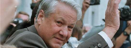 Boris Yeltsin (Reuters)