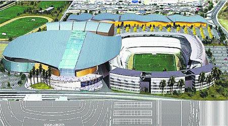 El Valladolid Arena