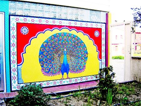 Llena Tu Casa De Color Con Un Graffiti - Graffitis-en-casa