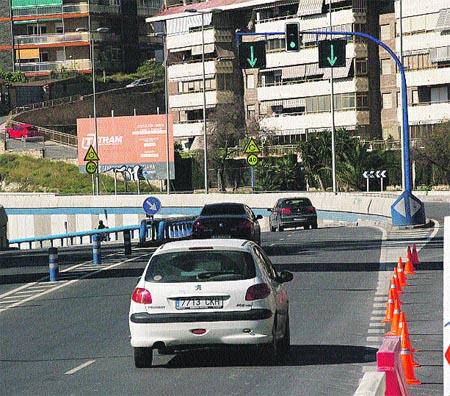 La avenida de Dénia luce un cambio de look.