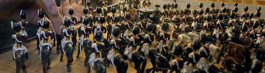 Valencia tendrá el mayor Museo de Soldaditos de Plomo del mundo  (Imagen: EFE)