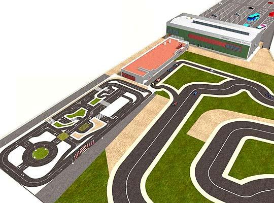 Circuito Fernando Alonso Oviedo : Alonso de las horas de spa ¡a horas de karting en oviedo