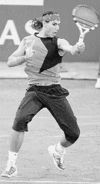 Nadal acecha el récord de John McEnroe
