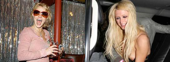 Cansados de Britney Spears y Paris Hilton