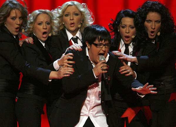 Serbia gana Eurovisión 2007