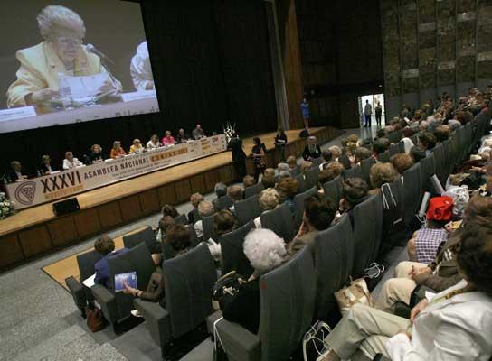 36 Congreso anual de la (CONFAV)