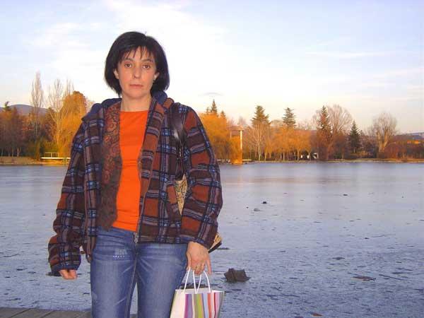Nuria, una de las expulsadas de Andorra por motivos de salud