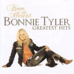 Bonnie Tyler portada disco.