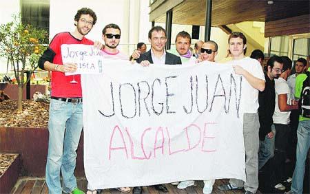Jorge Juan promete carril-caballo