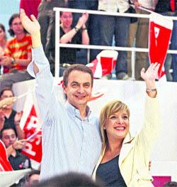 ZP promete el AVE en 2011 y una Casa del Mediterráneo