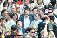 Zapatero arropa a Pla en Alicante, donde augura una «amplia victoria»