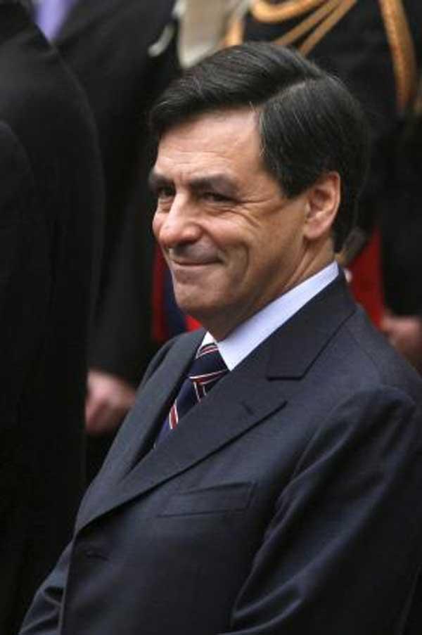 El nuevo Primer Ministro francés, François Fillon.