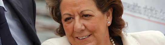 Rita Barberá se queda en Valencia.