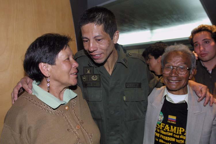 Pinchao, huido de las FARC