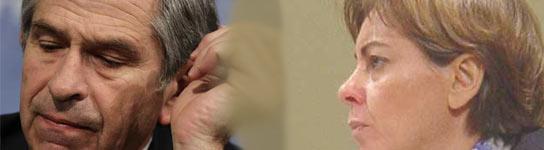 Wolfowitz y Riza